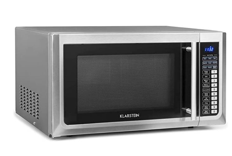 Mejor microondas acero inoxidable Klarstein Brilliance Pro 43