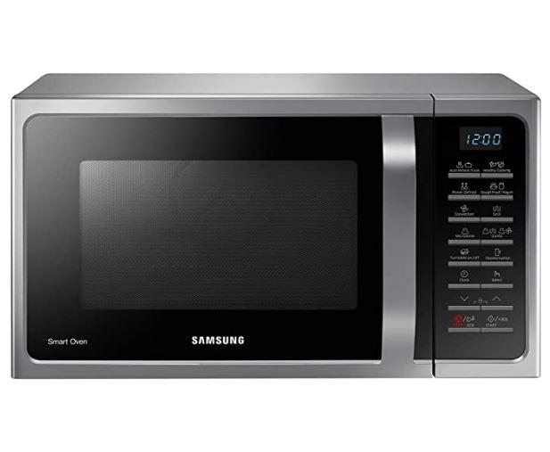 Mejor microondas de acero inoxidable Samsung