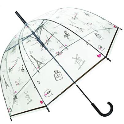 Mejor paraguas transparente de Smati