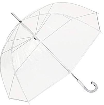 Mejor paraguas transparente de Cacharel