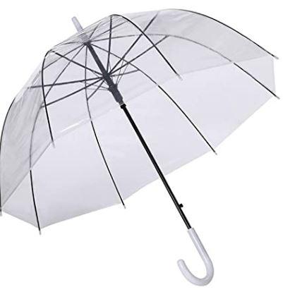 Mejor paraguas transparente Vic&Andrea