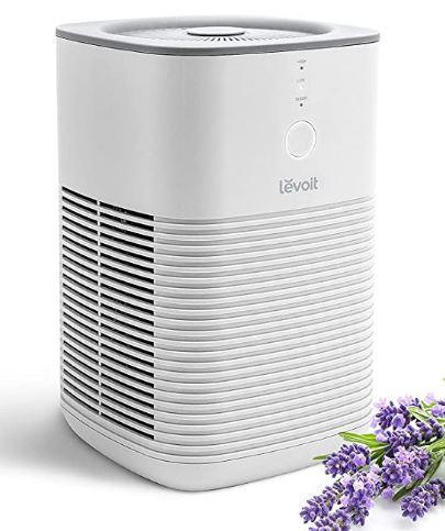 Mejor purificador de aire con aromaterapia Levoit