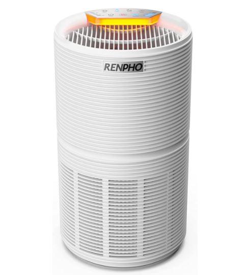 Mejor purificador de aire con filtro Hepa de Renpho