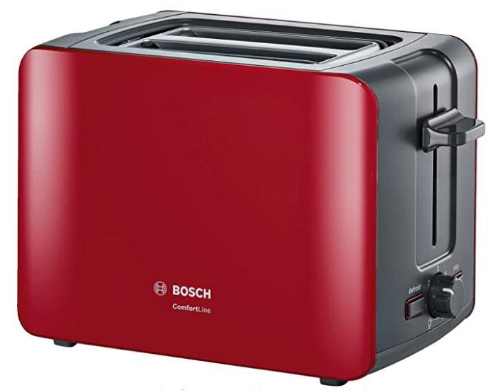 Mejor tostadora vintage Bosch