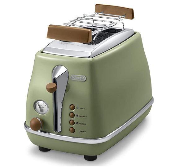 Mejor tostadora vintage DeLonghi