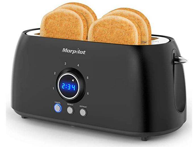 Mejor tostadora vintage Morpilot