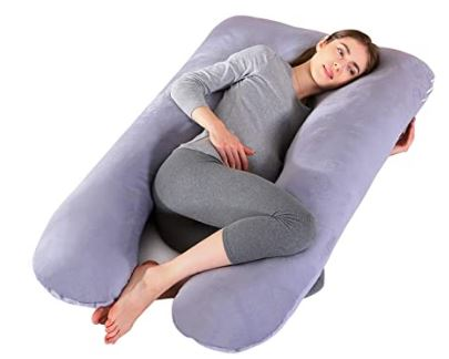 Mejor almohada para embarazadas Shanna