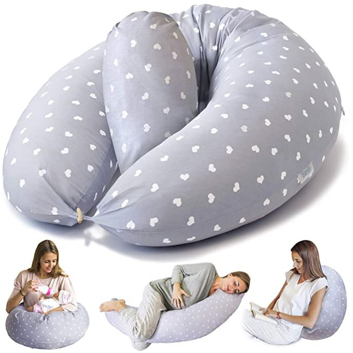 Mejor almohada para embarazo de Bamibi