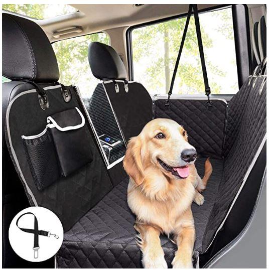 Mejor funda de coche para perros