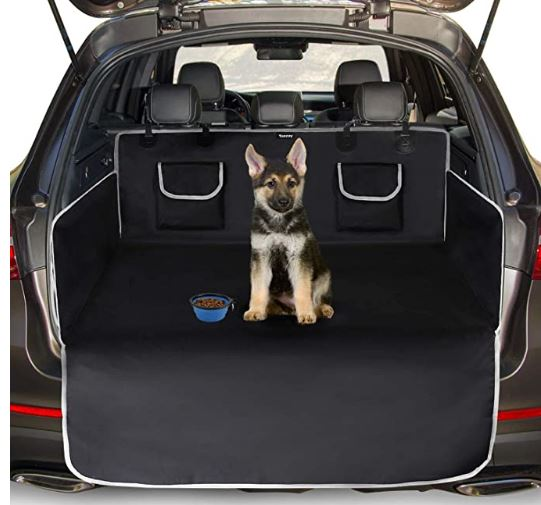 Mejor funda de maletero para perros de Toozey