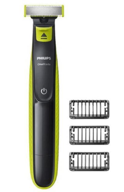 Mejor recortadora de barba Philips OneBlade