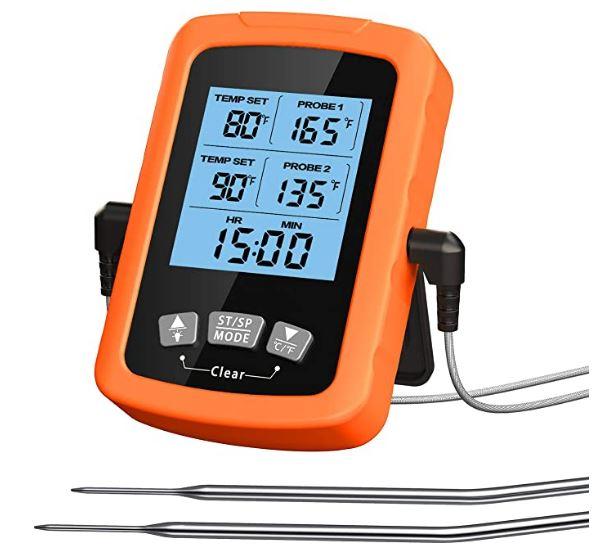 Mejor termómetro digital para cocina Cocoda