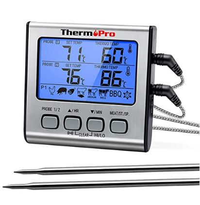 Mejor termómetro digital para cocina de ThermoPro