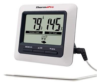 Mejor termómetro digital para cocina de ThermoPro TP04