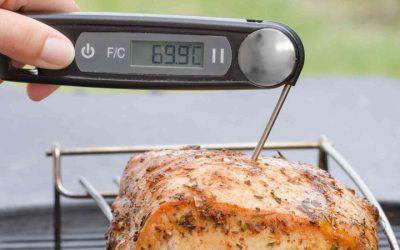 Los 11 mejores termómetros digitales de cocina