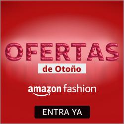 Ofertas de Otoño en Amazon